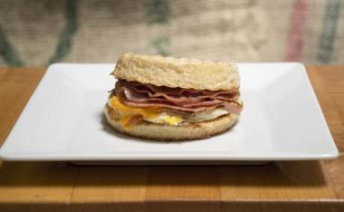 All-Day Breakfast Sandwich