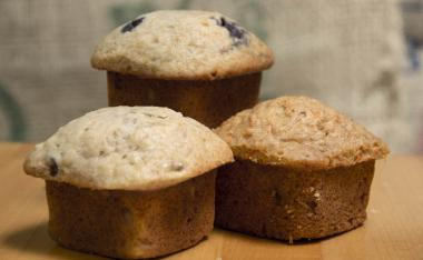 In-house baked Muffins